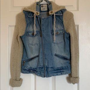 Billabong Jean jacket